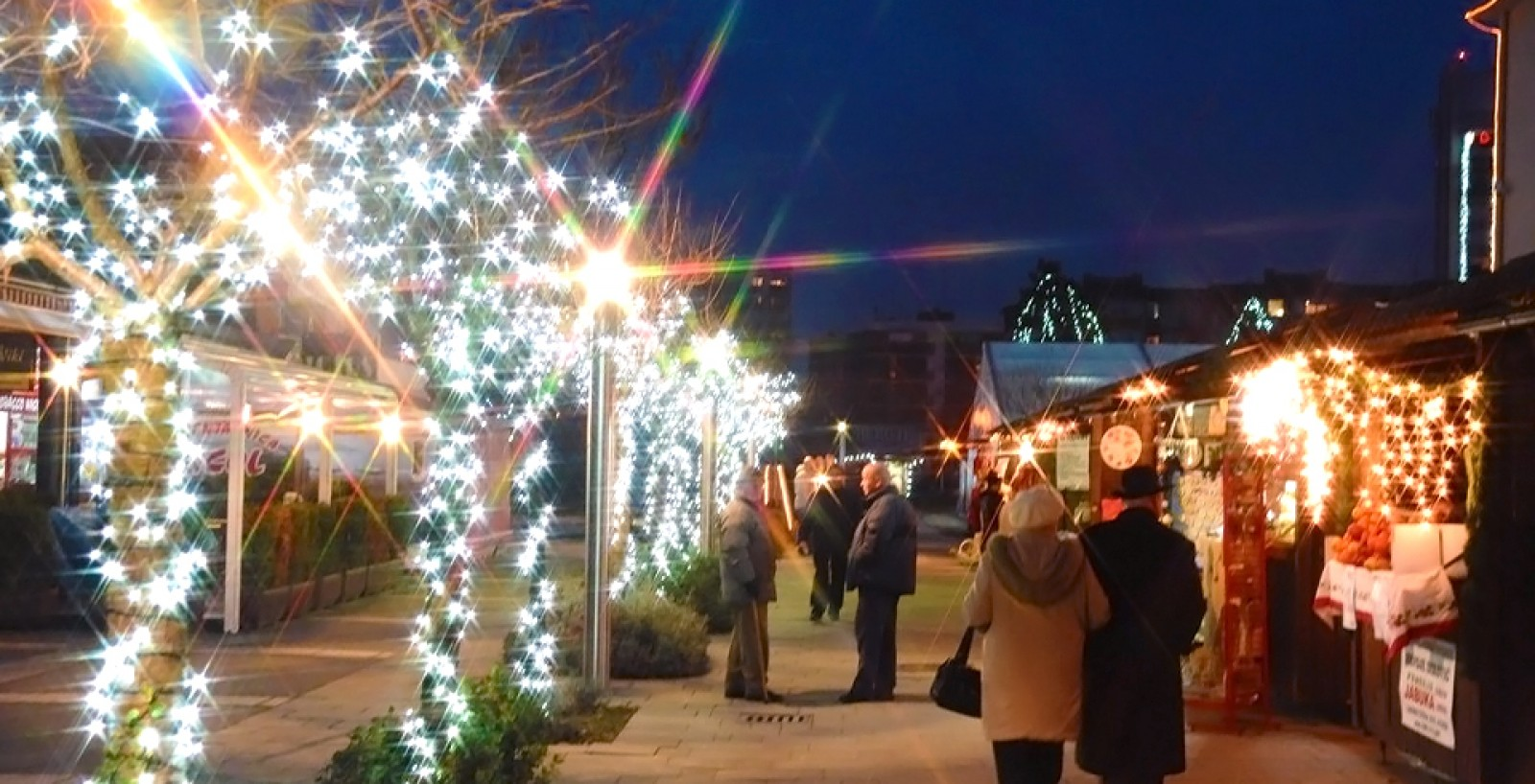 December in Gorica