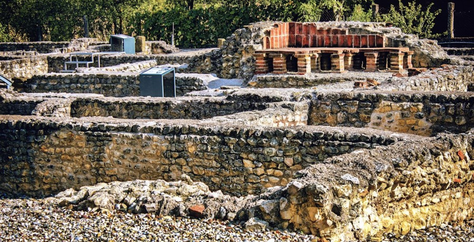 Archeological park Andautonia