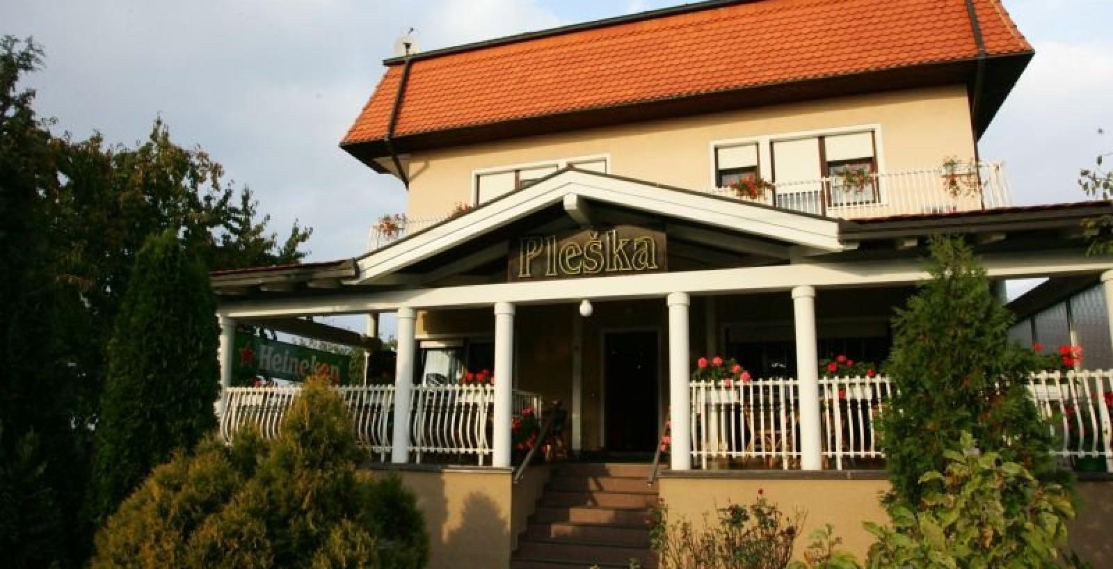 Guest house Pleška