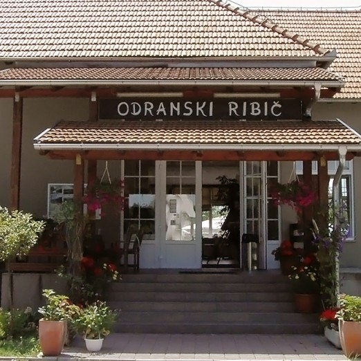 Restaurant resort Odranski ribič