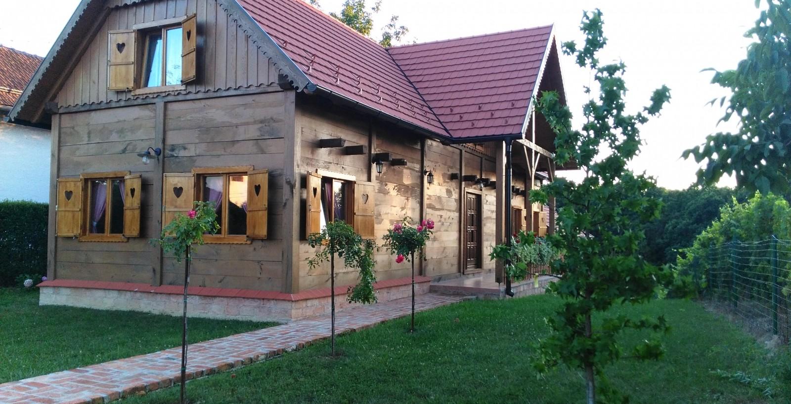 Holiday house Trumbetaš